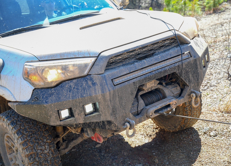 Lfd Offroad Front Bumper Full Replacement 4runner 2014
