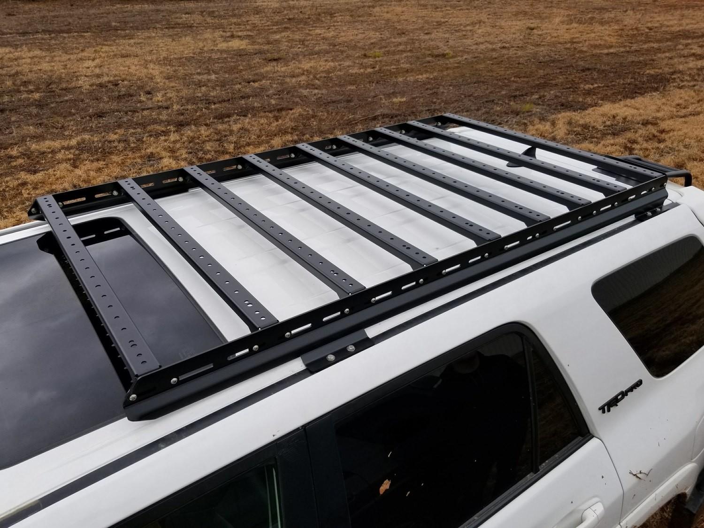 LFD Offroad - Roof Racks - Side Rails Only - 5th Gen 4Runner (2010+)