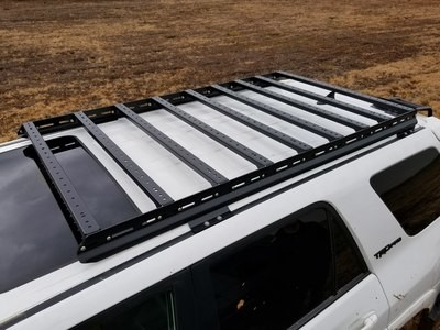 LFD Offroad - Roof Racks - Side Rails Only - 5th Gen 4Runner (2010+)