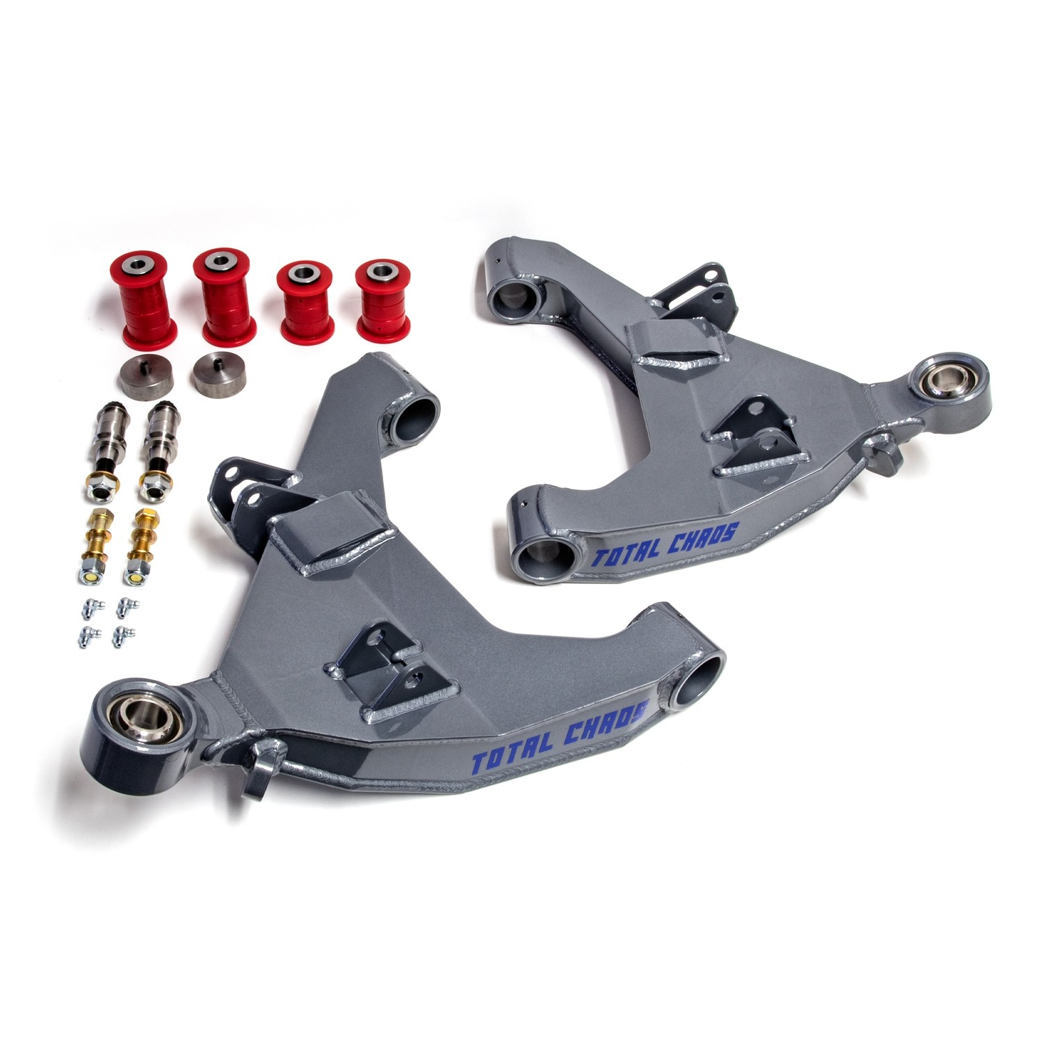 Total Chaos - STOCK LENGTH 4130 EXPEDITION SERIES LOWER CONTROL ARMS
