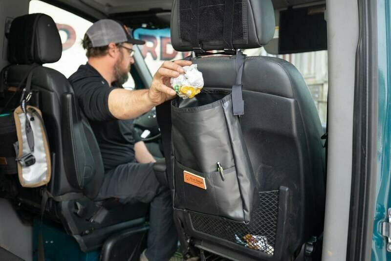 Blue Ridge Overland Gear - HEADREST TRASH BAG