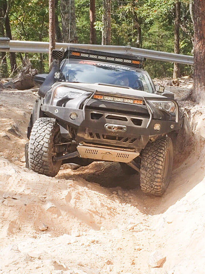 "LFD Offroad - Front Skid (Regular and ""Apex"" Width) - 4Runner"