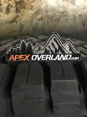 Apex Overland Patch **FREE SHIPPING**