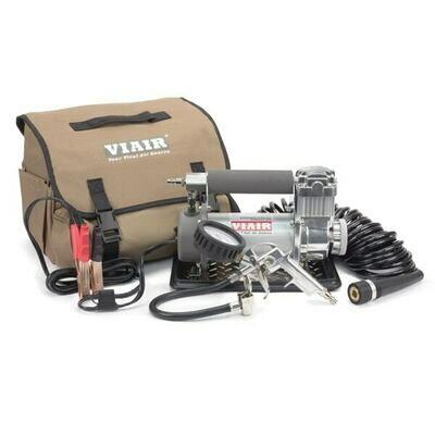 VIAIR - 400P-Automatic Portable Compressor Kit (12V, 33% Duty)