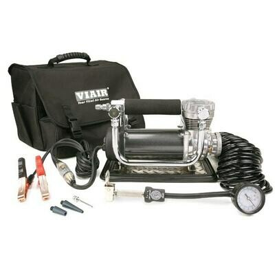 VIAIR - 440P Portable Compressor Kit (12V, CE, 33% Duty, 150 PSI)