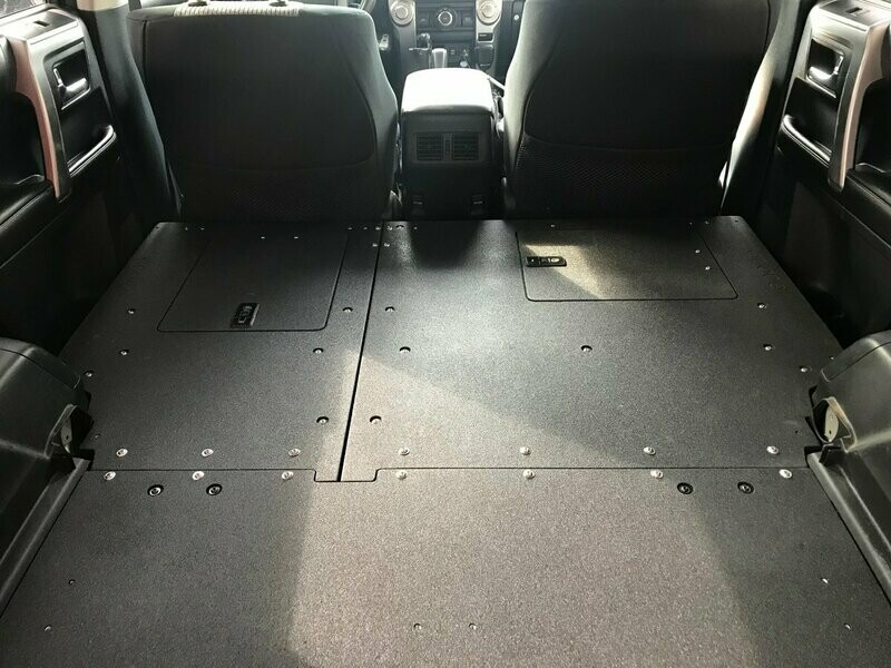 Goose Gear - 4RUNNER 5TH GEN LOW PROFILE PLATE BASED SLEEPING PLATFORMS (2010-CURRENT MODEL YEARS)