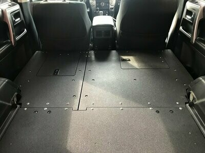 Goose Gear - 5TH GEN 4RUNNER LOW PROFILE PLATE BASED SLEEPING PLATFORMS (2010-CURRENT MODEL YEARS)