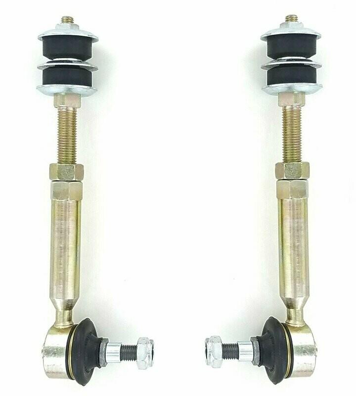 DOBINSONS EXTENDED REAR SWAYBAR END LINK KIT FOR TOYOTA 4RUNNER 2003 TO 2018, FJ CRUISER (SE59-529)