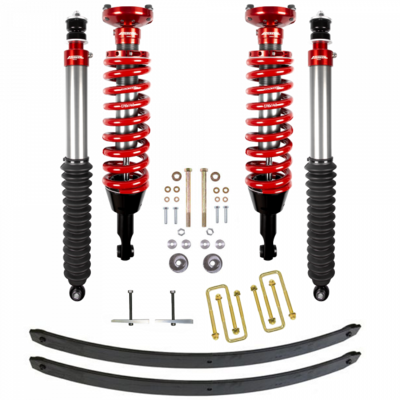 Toytec Aluma Series Boss Suspension System for 16+Tacoma