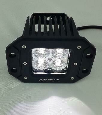 Lifetime LED - Flush Mount LED Light- 20 Watt