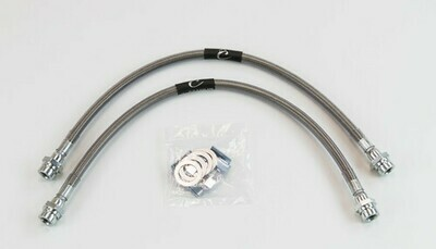 Metal Tech 4x4 FJ Cruiser/4Runner Extended Brake Lines - Rear