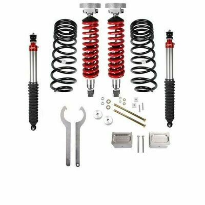 Toytec Ultimate Lift Kit (96-02 4Runner)