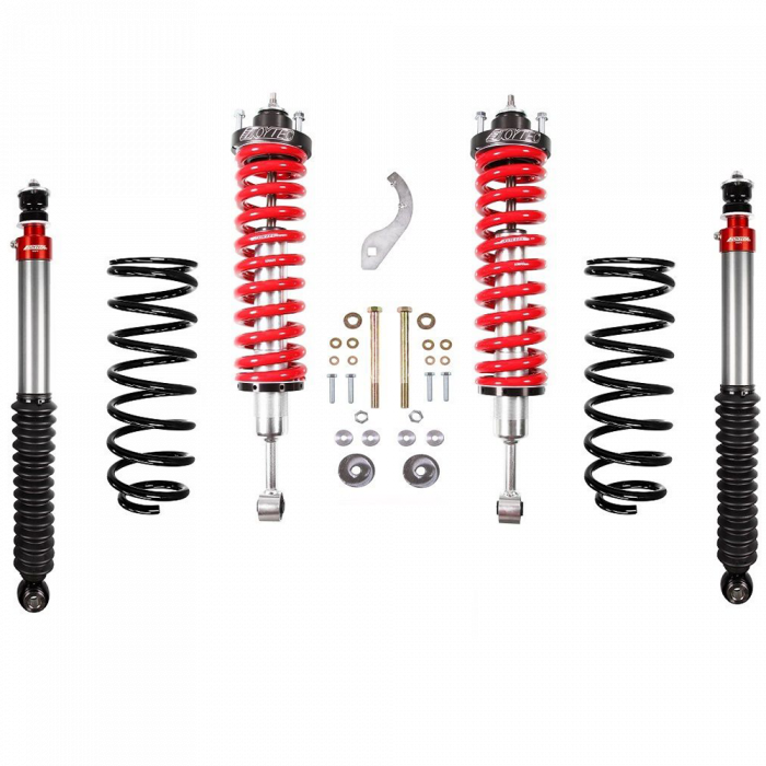 BOSS Suspension System for 2003-2009 Lexus GX470 and 2010+ GX460