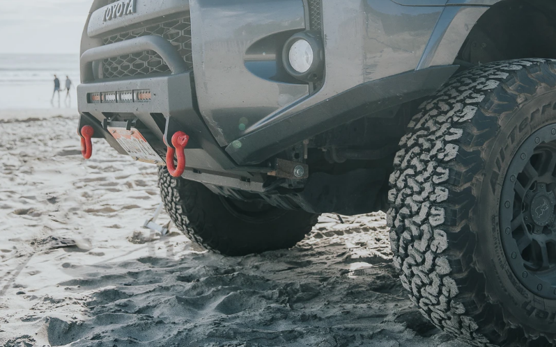 C4 - 4Runner Lo Pro Bumper High Clearance Additions / 5th Gen / 2014+