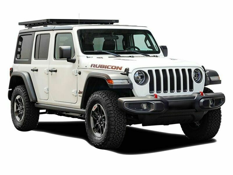 Front Runner - JEEP WRANGLER JL 4 DOOR (2017-CURRENT) EXTREME 1/2 ROOF RACK KIT