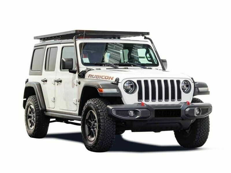 Front Runner - JEEP WRANGLER JL 4 DOOR (2017-CURRENT) EXTREME ROOF RACK KIT