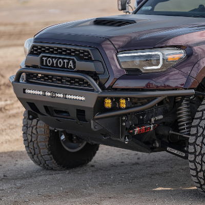 C4 - Tacoma Hybrid Front Bumper / 3rd Gen / 2016+