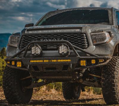 C4 - Tundra Hybrid Front Bumper - 2014+