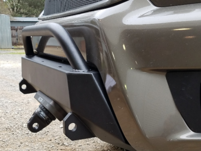 SSO - 12-15 Tacoma Slimline Hybrid front bumper – CUSTOMIZE YOUR OWN