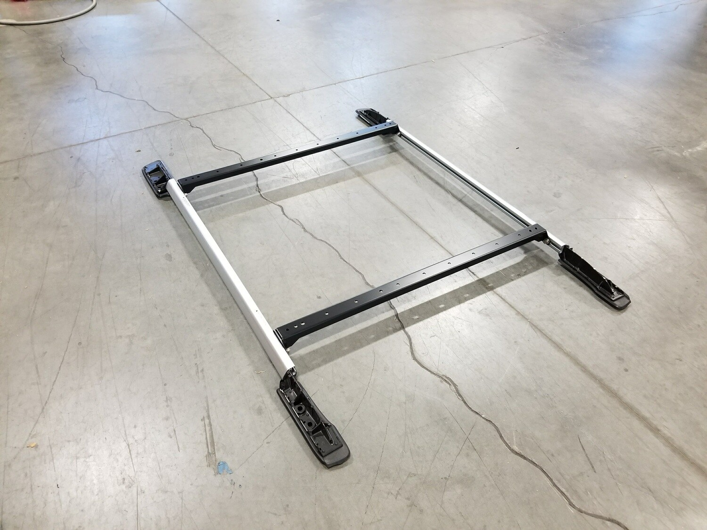 LFD - Ruggedized Crossbar 5th Gen - Aluminum (pair)