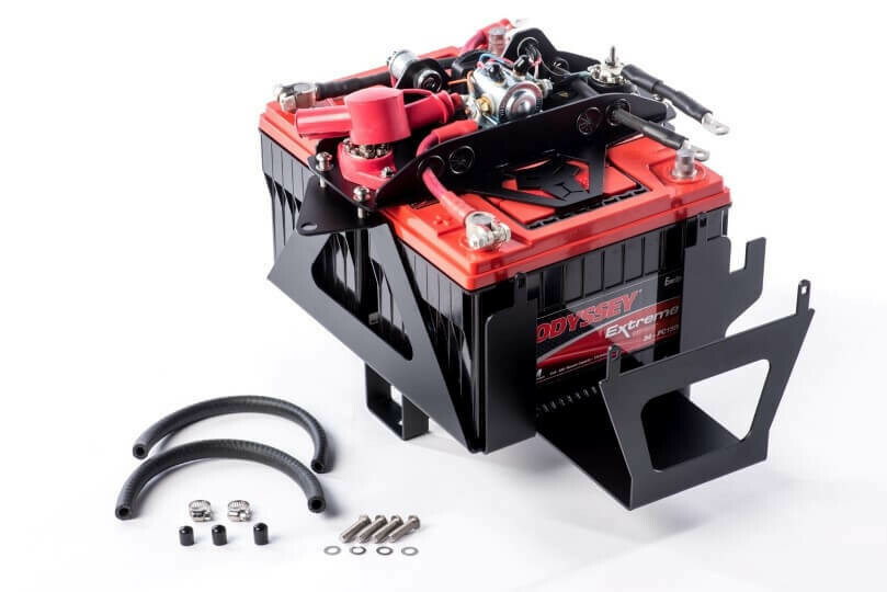 Genesis Offroad- Dual Battery Kit