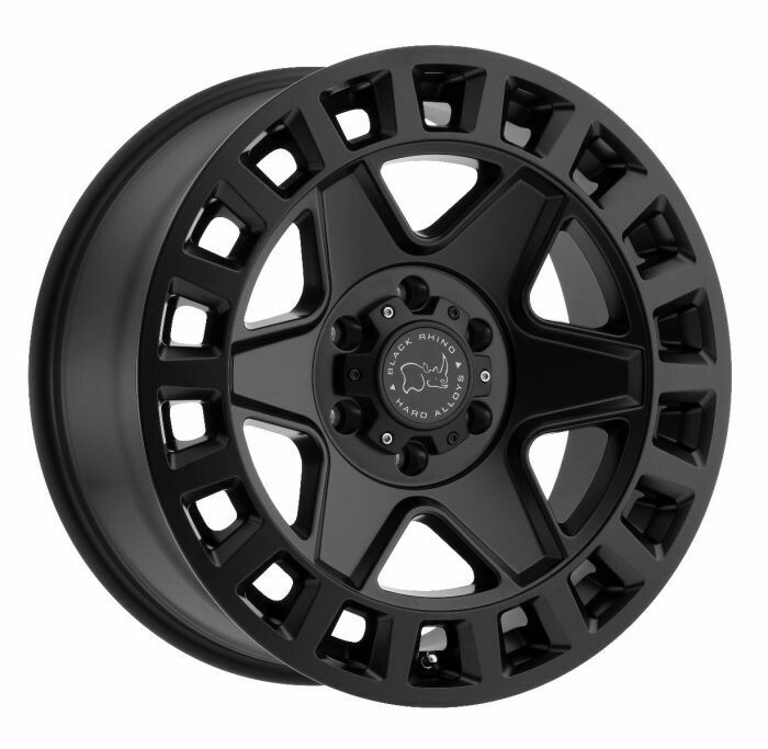 Black Rhino - York Wheel