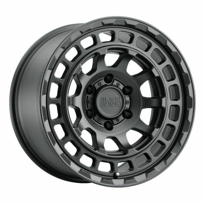 Black Rhino - Chamber Wheel