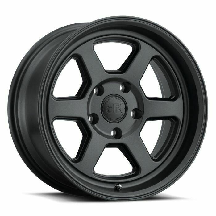 Black Rhino - Rumble Wheel