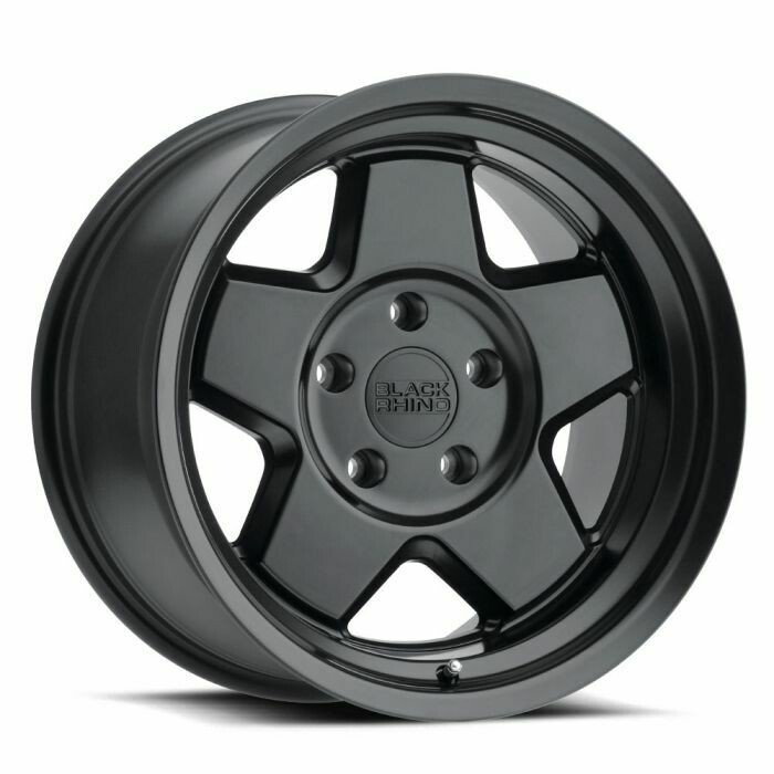 Black Rhino - Realm Wheel