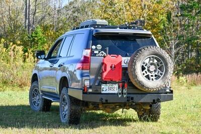 LFD Offroad - GX High Clearance Dual Swing Rear Bumper