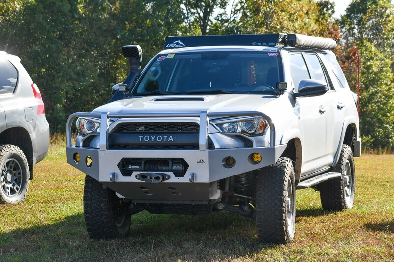 LFD OffRoad - High Clearance Expedition Bumper