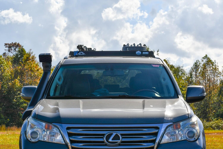 LFD Offroad - Wind Fairing GX460
