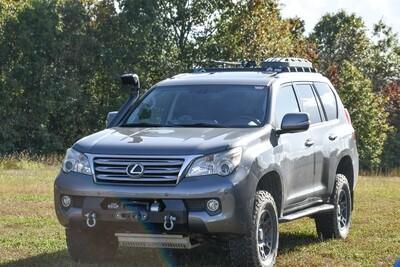 LFD Offroad - GX460 Front Hybrid Bumper 2010-2013