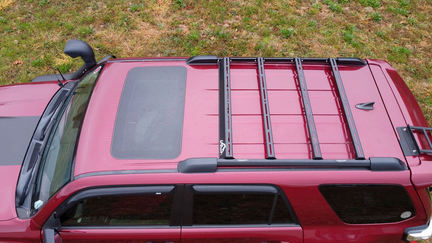 LFD Offroad - Ruggedized Crossbar Bundle