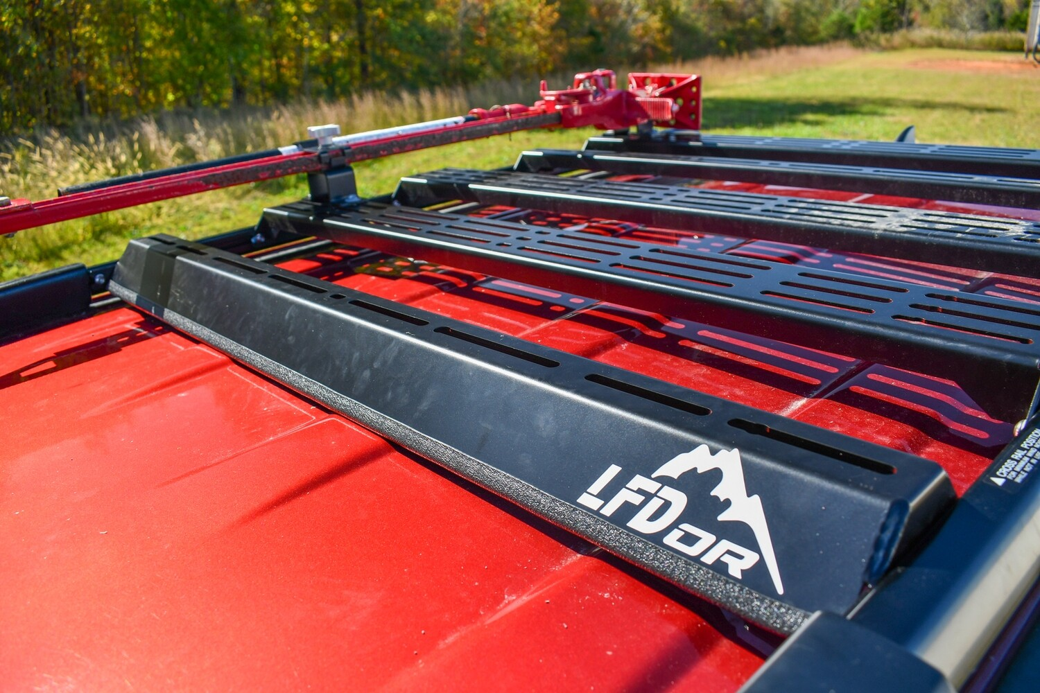 LFD Offroad - Integrated Wind Faring Crossbar