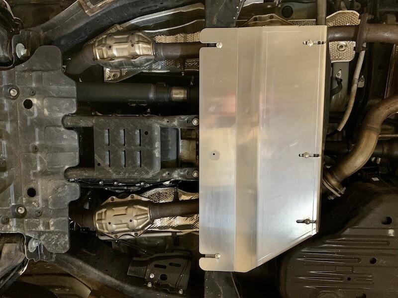 BudBuilt | Transfer Case Armor and Crossmember | Land Cruiser 200 Series, LX570