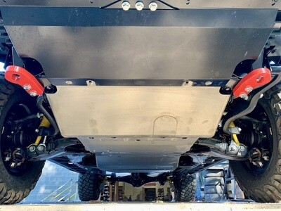 BudBuilt | Front Skid Plate | Land Cruiser 200 Series, LX570
