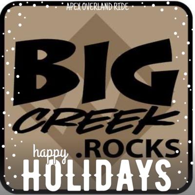 Tickets | Holiday Ride at Big Creek Rocks | Dec 19th 2020
