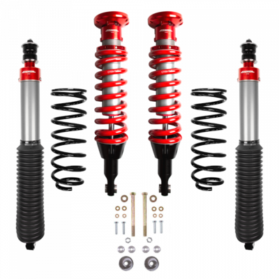 "Toytec Boss Aluma Series 2.5 Performance Suspension System (10+ GX460/03-09GX470) 2""-3"" Lift"