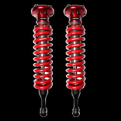 "Toytec Boss 2.5 Front Aluma Series Coilovers (07+ Tundra / 08+ Sequoia) 2""-3"" Lift"