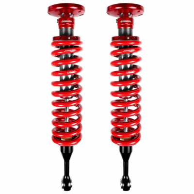 "Toytec Boss 2.0 Front Aluma Series Coilovers (07+ Tundra / 08+Sequoia) 2""-3"" Lift"