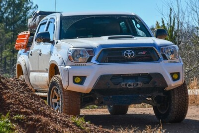 LFD Offroad - Tacoma Front Hybrid Bumper 2012-2015