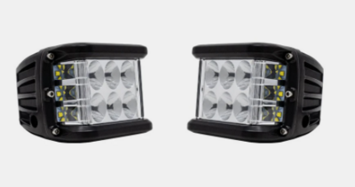 Cali Raised LED -SIDE PROJECTING LED PODS *SOLD AS PAIR*