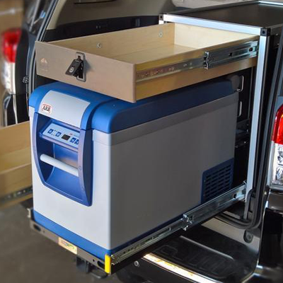 """Goose Gear - ICEBOX 1.2 WITH TOP DRAWER - 30"""" DEEP MODULE"""
