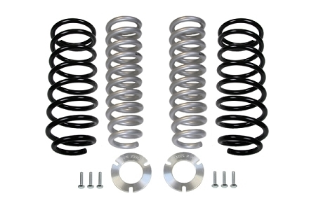"Toytec 3"" Lift w/ Front & Rear Coils (07+FJ and 10+4Runner)"