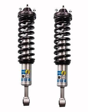 Bilstein 6112 Series Front Shock Kit for 4Runner and FJ