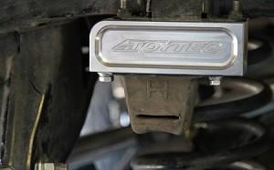 "ToyTec Rear Aluminum 2"" Bump Stop Kit, 07+ FJ - 03+ 4Runner"