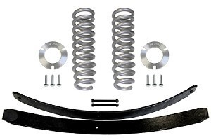 """Toytec 3"""" Lift with Front coils & Rear Options (05-15 Tacoma)"""
