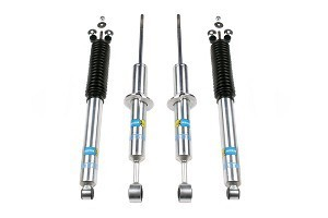 Bilstein Height adjustable 5100 Series Front and Rear Shocks Tacoma