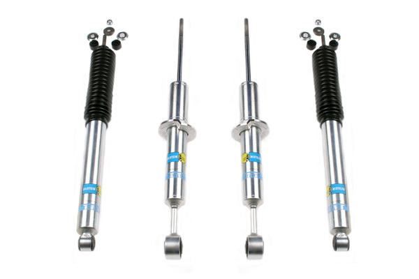Bilstein 5100 Series Adjustable Front and Rear Shocks (10+ 4Runner & FJ Cruiser)